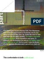 Perpendicular Universes / Nepantilism