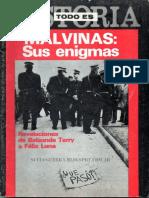 Malvinas Sus Enigmas (Todo Es Historia)