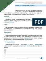 Resumo 1831410 Elias Santana 19446300 Novo Acordo Da Lingua Portuguesa 2016 Aula 02 Novo Acordo Da Lingua Portuguesa II