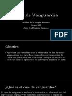 Cine de Vanguardia