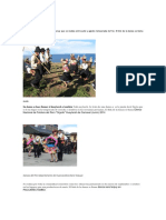 Trabajo de Los Departamentos Del Peru