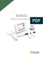 RaySafe X2 Leaflet Web