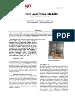 Practica Académica, Medellín