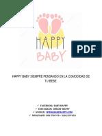 HAPPY BABY SIEMPRE PENSANDO EN LA COMODIDAD DE TU BEB1.docx