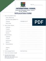Ais Application Form (1)