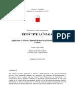 2007, Metodologia Para El Estdio de Avenidas Utilizando Sig y Modelos Semidistribuidos, Martinez Garcia