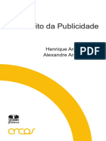 Costa, Henrique Arau-jo e Costa, Alexandre Arau-jo - Direito Da Publicidade