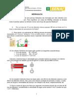 Exercícios de Hidráulica - GME