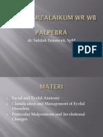 2019 Dr. Sahilah Palpebra