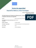 Informe de Seguridad No_ #046-2019