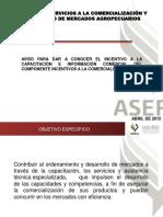Incentivo a La Capacitación e Información Comercial Formato Oficial