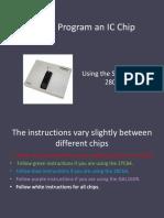 IC Programming
