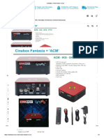 CINEBOX FANTASIA+ ACM