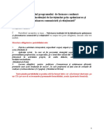 Portofoliul Programului Valorizarea Institutiei de Invatamant Prin Comunicare - Ialomita