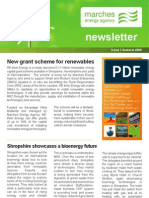 MEA Newsletter Summer 08