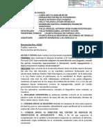 Exp. 01447-2018!50!1601-Jp-fc-06 - Resolución Alfredo Hernandez Chumacero