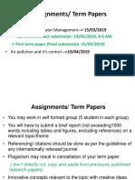 Cvl100_term Paper Ppt