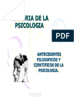 Historia de La Psicologia Trabajo Final