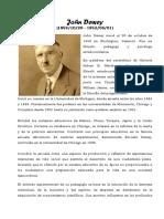 biografia pedagogos