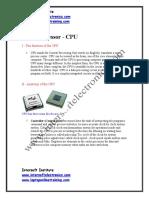 Cpu Type Basic Processor