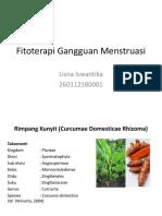 Fitoterapi Gangguan Menstruasi (2)