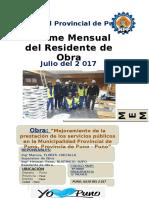 1.- Informe Tecnico Julio Del 2017