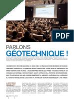 Revue Travaux Juin 2018 Parlons Geotechnique