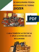 Bulldozer Caracteristicas