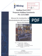 V-2172-0087-0022 Certified IOM - Spill Bar Machine - Spanish - RCR Mining Pty Ltd.pdf