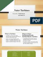 Turbines Lecture