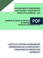 SGA Y FDS