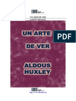 Un Arte de Ver- Aldo Husley