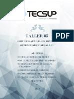 Taller N°5RESUELTO