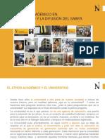 SESION 03 El Ethos Académico y El Universitas