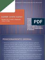 Agmer Santa Elena