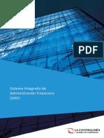 SIAF_sistema integrado de administracion finaciera
