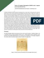 Geometria Sacra Articolo La Matrice Di Progetto RettangolareMDPR Svela Il Segreto Celato Nell'Uomo Vitruviano Di Leonardo Da Vinci