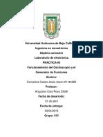 Practica #5. Universidad Autónoma de Baja California