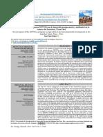 Impacto social del programa Devida en el desarrollo agropecuario y ambiental en la cuenca del Inambari, Puno Perú