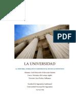 LA UNIVERSIDAD, monografía de mecánica del cuerpo rígido, Areli..docx