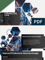 Software, Edi, Cpfr Expo.