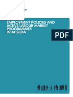 Employment Policies Algeria