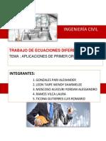 Trabajo Final Ecuaciones Diferenciales Investigacion