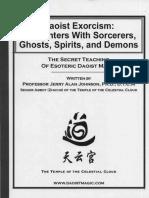 Johnson - Daoist Magical Incantations