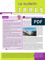 bulletin STRRES N°25
