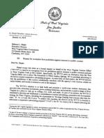 Part 19, Subpoena Greenbrier - April 10, 2019