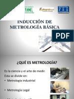 Induccion de Metrología Básica