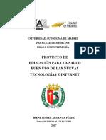 Proyecto Educativo Educ-503