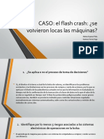 Caso Gtd s01 - Flash Crash