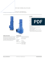 Data Sheets Bulletin Safeflo Safety Thermal Relief Valves Birkett en en 3674320